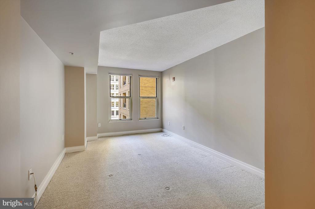 One of Two Master Bedrooms - 915 E ST NW #705, WASHINGTON