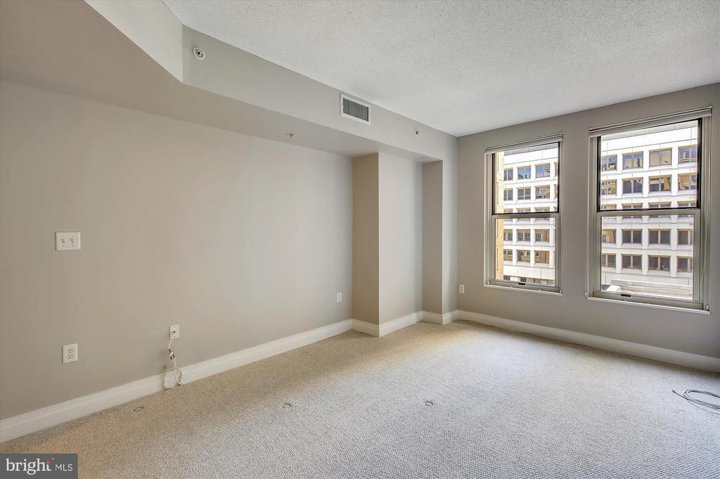 First Master Bedroom - 915 E ST NW #705, WASHINGTON