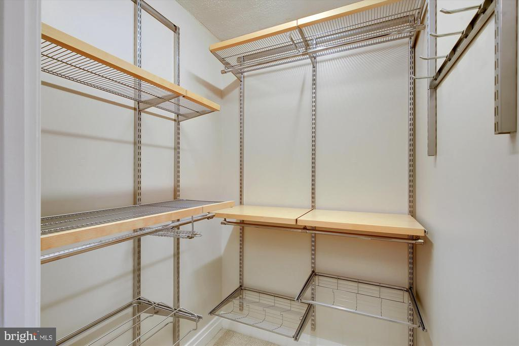 Second of Two Walk-in Closets - 915 E ST NW #705, WASHINGTON