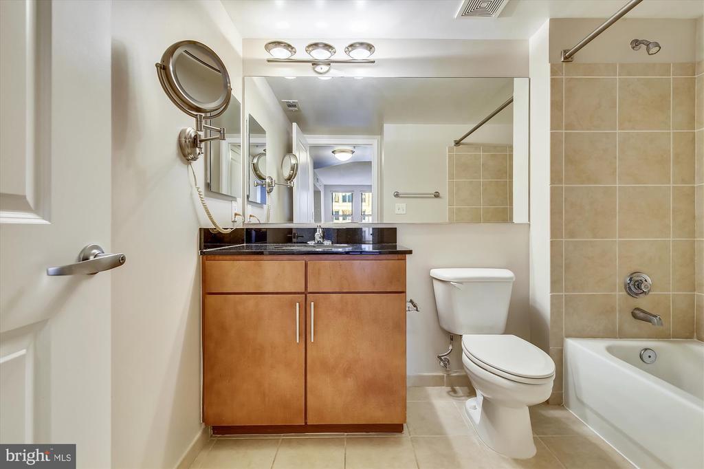 Master Bathroom - 915 E ST NW #705, WASHINGTON