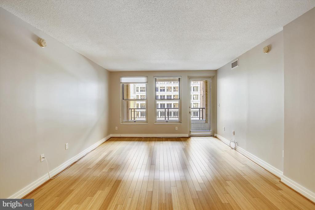Gleaming Hardwood Floor - 915 E ST NW #705, WASHINGTON