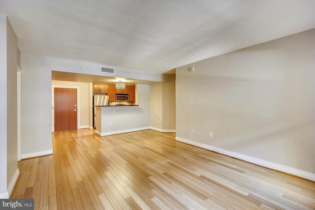 Open  Plan Living/Dining - 915 E ST NW #705, WASHINGTON