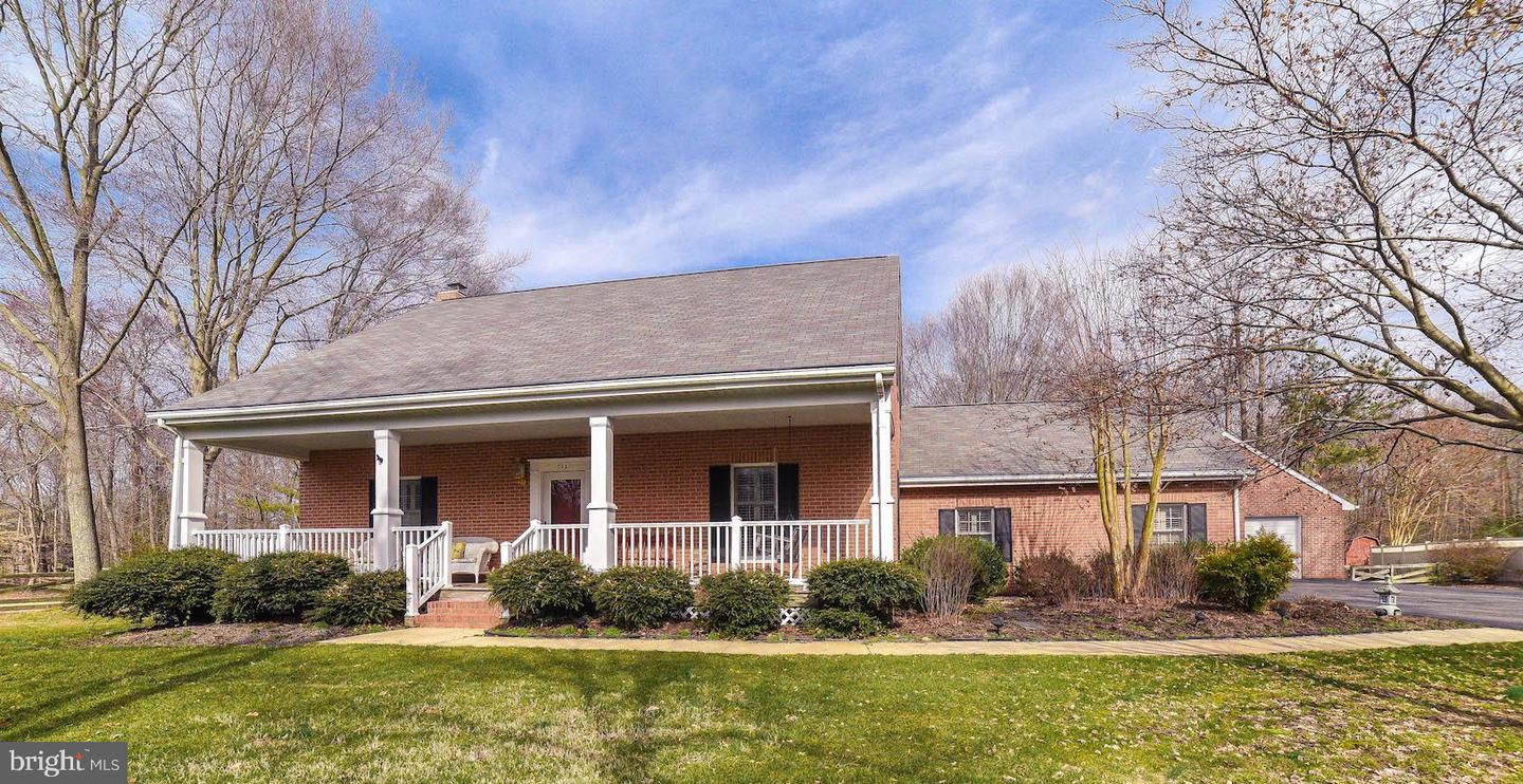 Photo of home for sale at 702 Clarks Run Road, La Plata MD