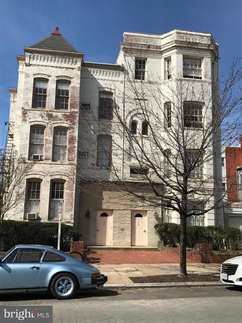 Single Family Home for Sale at 115 12th St SE 115 12th St SE Washington, District Of Columbia 20003 United States