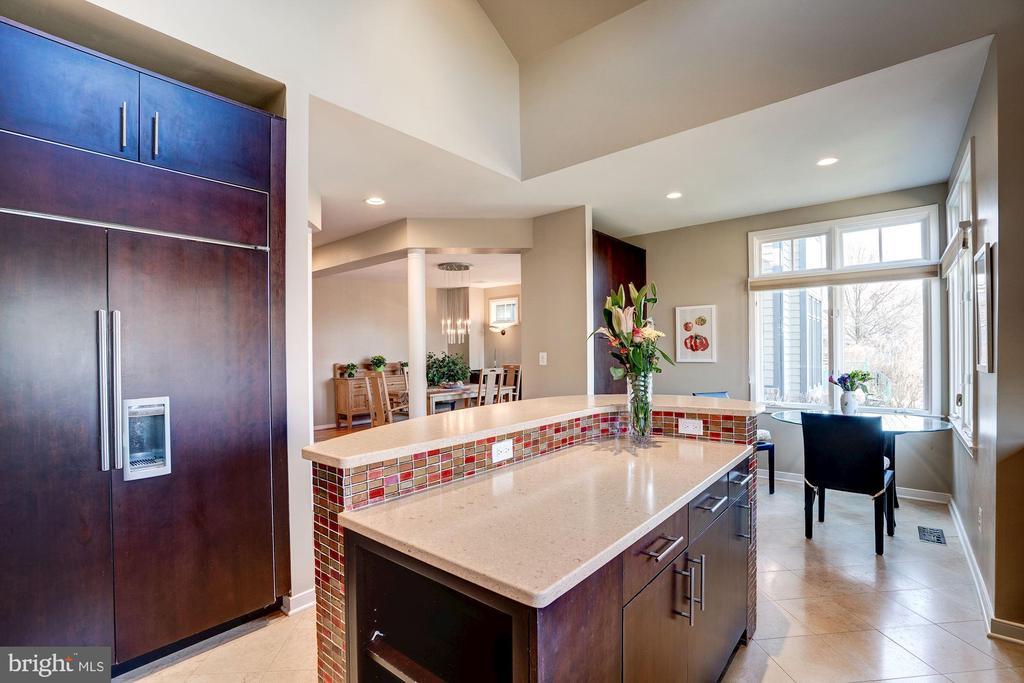 Kitchen - 1466 WATERFRONT RD, RESTON