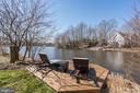Hang out lake side on you private deck / dock - 1466 WATERFRONT RD, RESTON
