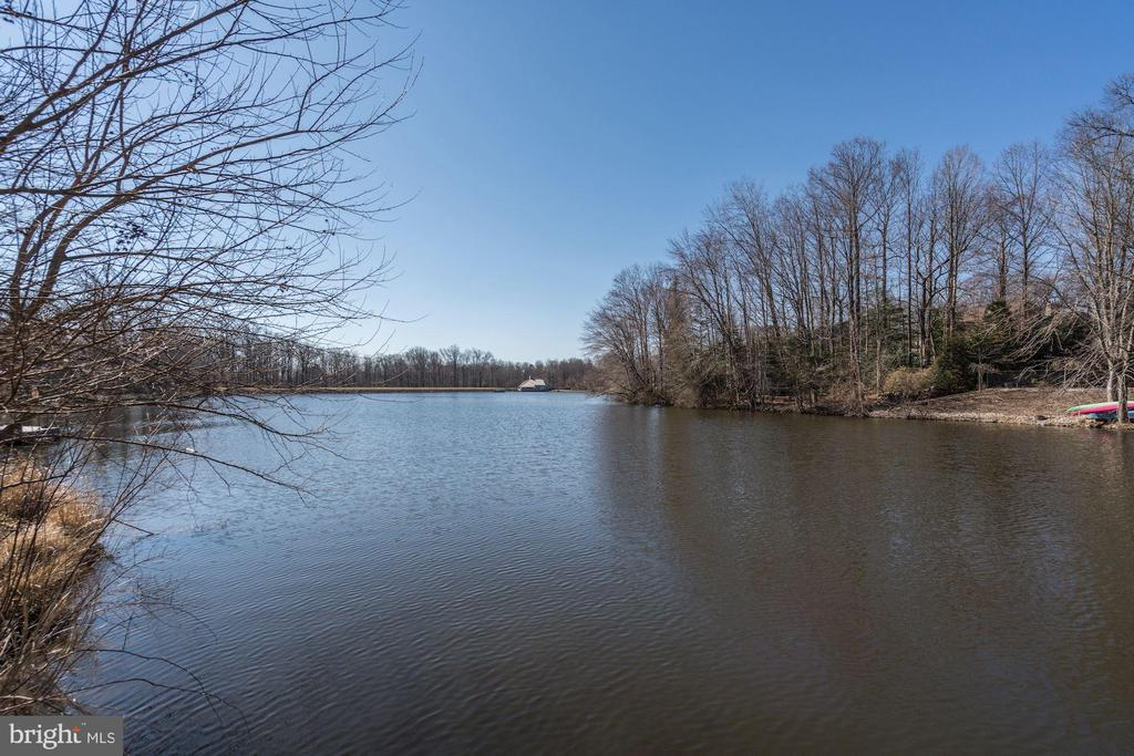 Lake front Living on the north shore of Reston - 1466 WATERFRONT RD, RESTON