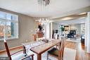 Dining - 1466 WATERFRONT RD, RESTON