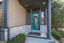 Front door - 1466 WATERFRONT RD, RESTON