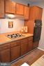 Kitchen brand new flooring - 4917 AMERICANA DR #E, ANNANDALE