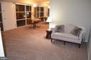 Main level walk-in, but unit sits up on 2nd story - 4917 AMERICANA DR #E, ANNANDALE