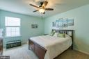 Bedroom 2 - 21 TANKARD RD, STAFFORD