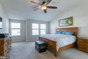 Master Bedroom - 21 TANKARD RD, STAFFORD