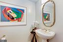 Powder Room - 5610 WISCONSIN AVE #804, CHEVY CHASE