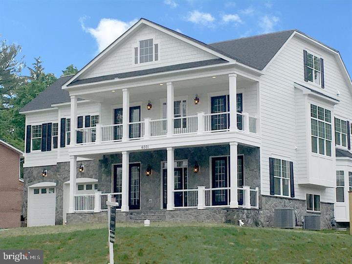 Single Family for Sale at 6001 Walhonding Rd Bethesda, Maryland 20816 United States