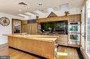 Kitchen - 1408 35TH ST NW, WASHINGTON