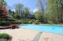 Pool with view of  house - 4551 SUNSHINE CT, WOODBRIDGE