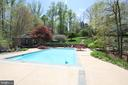 Pool and landscape - 4551 SUNSHINE CT, WOODBRIDGE