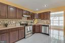 Beautiful cabinetry and SS appliances (Kitchen) - 14513 CARONA DR, SILVER SPRING