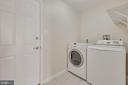 Laundry Room - 14513 CARONA DR, SILVER SPRING
