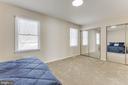 Master bedroom - 14513 CARONA DR, SILVER SPRING