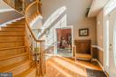 Grand Staircase! - 37 SENTINEL RIDGE LN, STAFFORD