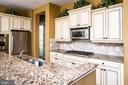 Gourmet kitchen. - 21883 KNOB HILL PL, ASHBURN