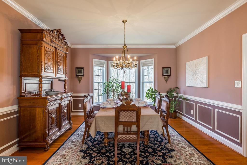 Separate Formal Dining Room! - 37 SENTINEL RIDGE LN, STAFFORD