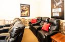 Over-sized media area. - 21883 KNOB HILL PL, ASHBURN