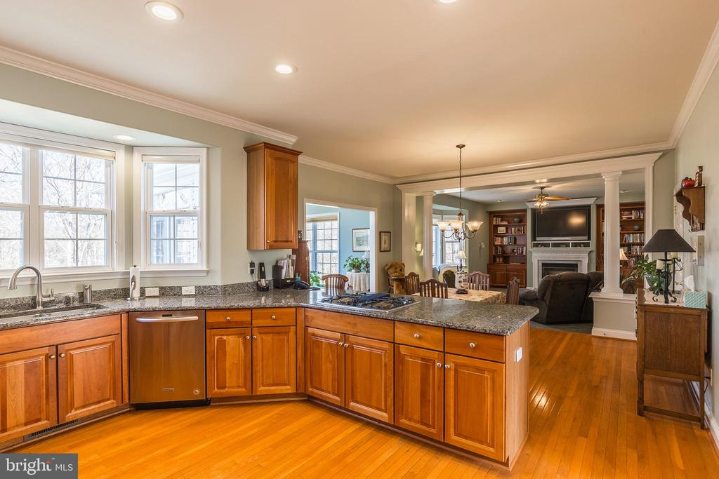 Gourmet Kitchen! - 37 SENTINEL RIDGE LN, STAFFORD