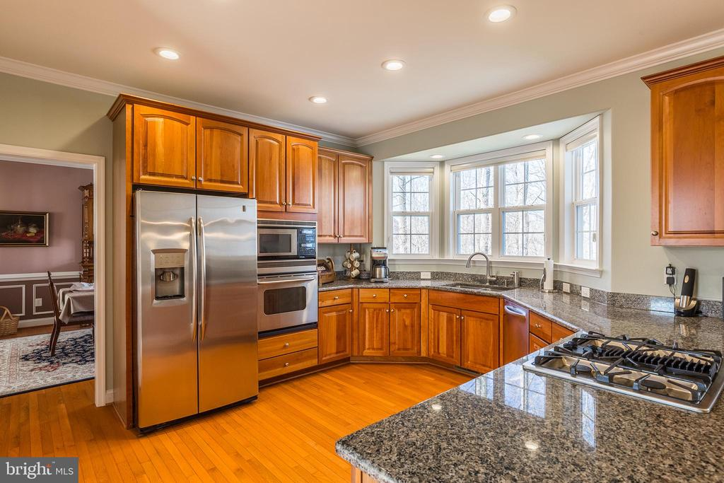 Granite Counter Tops! - 37 SENTINEL RIDGE LN, STAFFORD