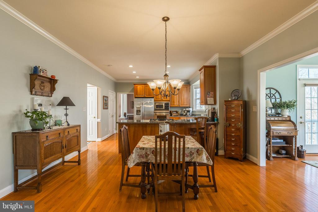 Eat In Kitchen! - 37 SENTINEL RIDGE LN, STAFFORD