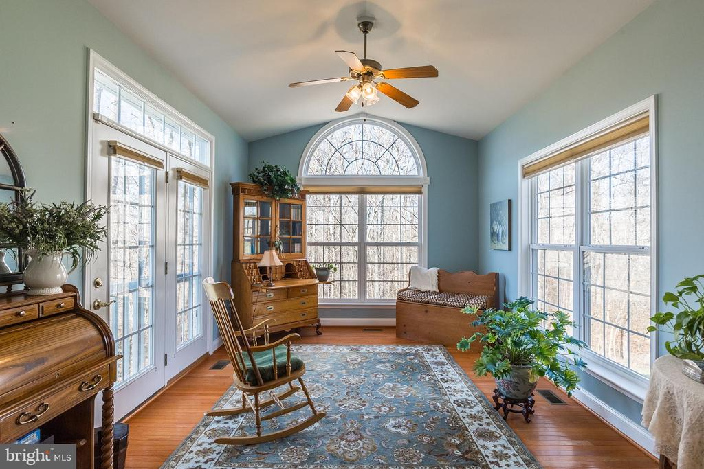 Stunning Views From Sunroom! - 37 SENTINEL RIDGE LN, STAFFORD