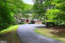 Privacy on elegant 6 acre, tree lined property! - 12709 MILL GLEN CT, CLIFTON