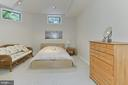 Guest room with full bath - 12709 MILL GLEN CT, CLIFTON