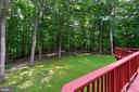 Nature and Privacy at it's finest - 12709 MILL GLEN CT, CLIFTON