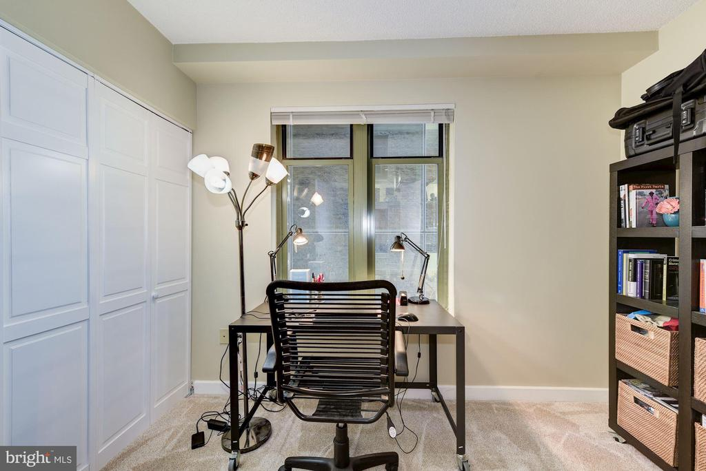 Guest  bedroom or home office. - 1150 K ST NW #309, WASHINGTON