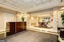 7 days a week concierge at front desk. - 1150 K ST NW #309, WASHINGTON