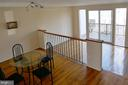 Hardwood Floors in Living and Dining  Room - 2047 CHADDS FORD DR, RESTON