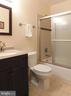 Remodeled Master Bathroom - 2047 CHADDS FORD DR, RESTON