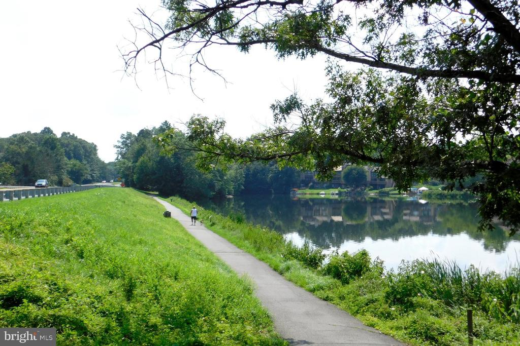 Strolling along the Lakeside - 2047 CHADDS FORD DR, RESTON
