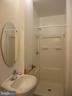 3rd Full Bathroom in Basement - 2047 CHADDS FORD DR, RESTON