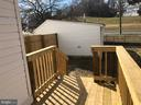 DECK - 5400 DOLE ST, CAPITOL HEIGHTS