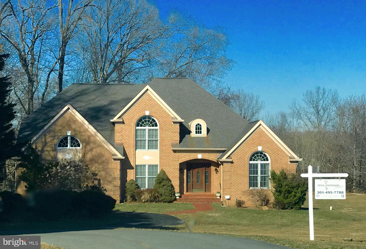 Single Family for Sale at 19408 Prospect Point Ct Brookeville, Maryland 20833 United States