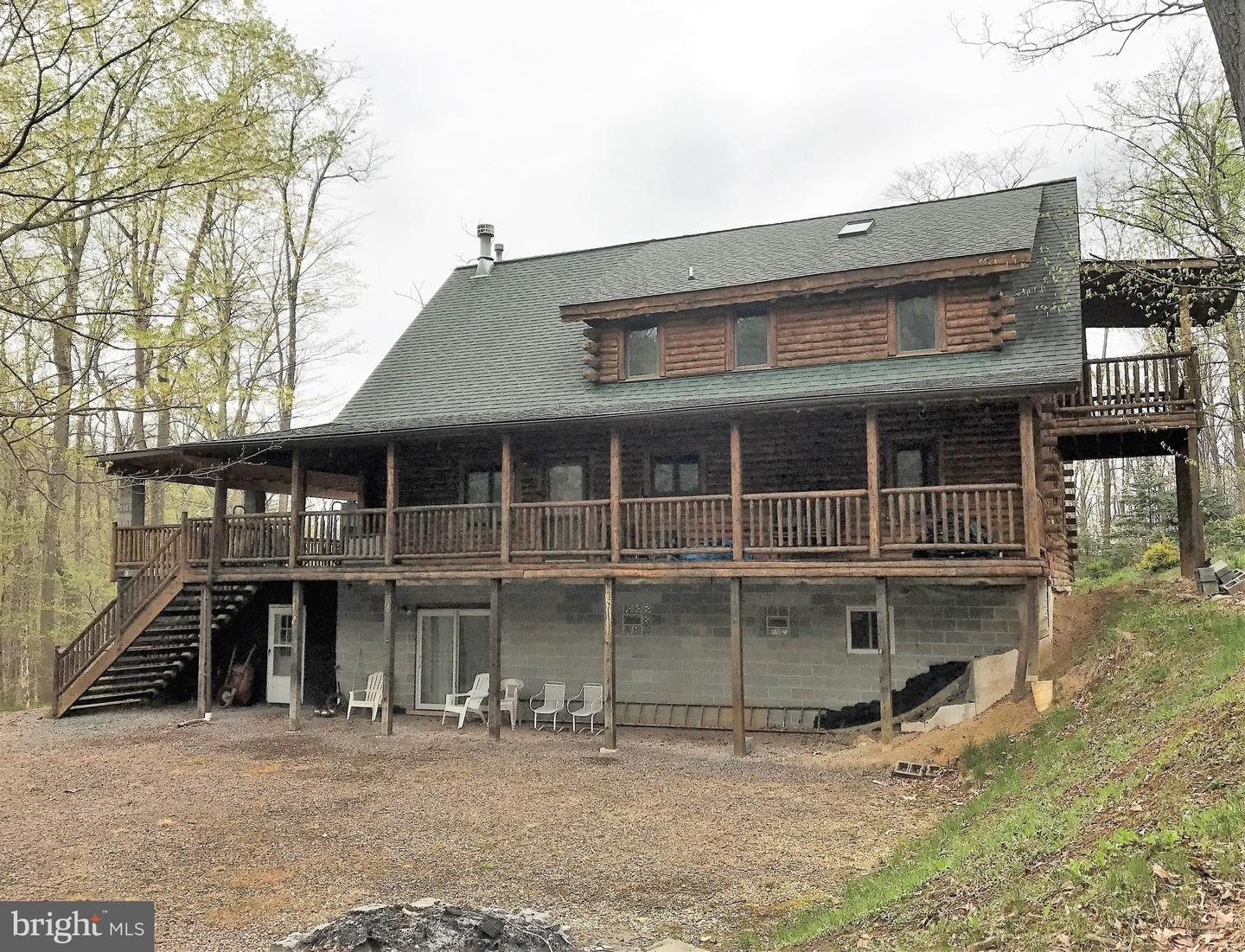 Single Family Homes for Sale at Addison, Pennsylvania 15411 United States