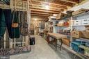 Large Storage area - 3150 ARIANA DR, OAKTON