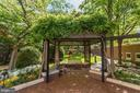 Landscaped Gardens - 5630 WISCONSIN AVE #202, CHEVY CHASE