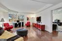 Office / Den / Third Bedroom - 5630 WISCONSIN AVE #202, CHEVY CHASE