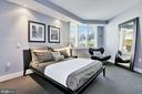 Second Bedroom - 5630 WISCONSIN AVE #202, CHEVY CHASE
