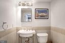Powder Room - 777 7TH ST NW #1120, WASHINGTON